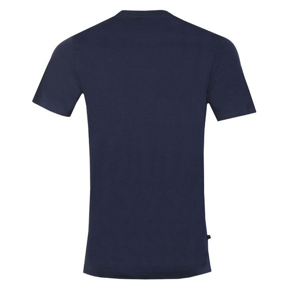 Luke Sport Mens Blue Amazing Flocker T-Shirt main image
