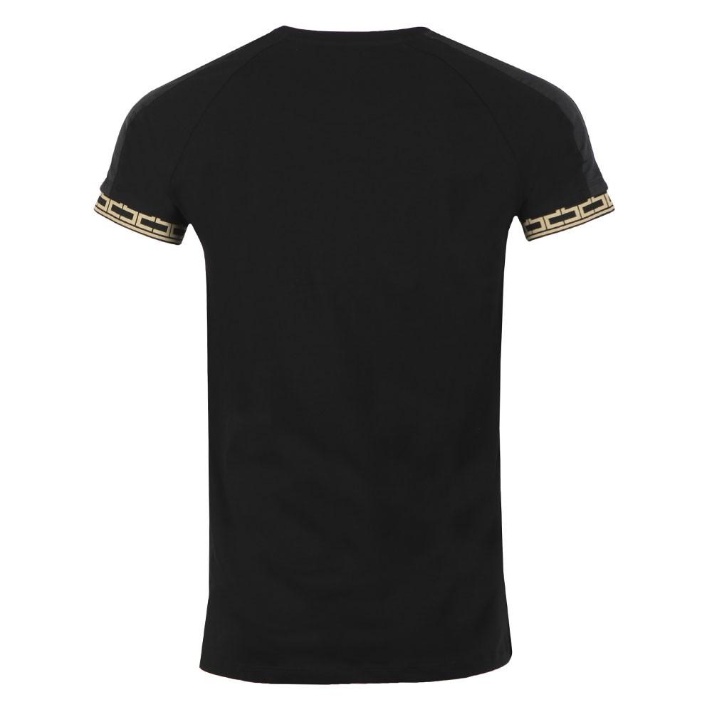 Straight Hem Tape T-Shirt main image