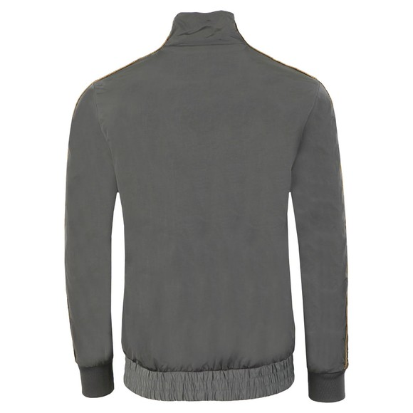 Sik Silk Mens Grey 1/4 Zip Track Top main image