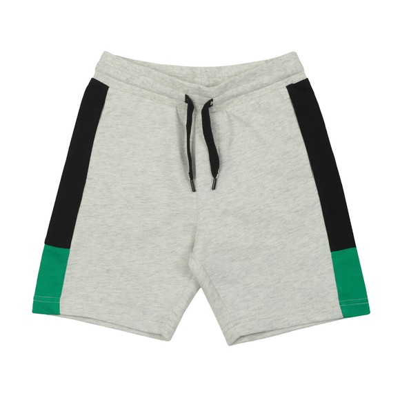 Kenzo Kids Boys Grey Jaja Disco Jungle Jersey Short