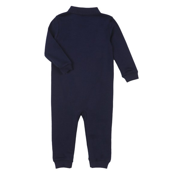 Polo Ralph Lauren Boys Blue Jersey Coverall main image