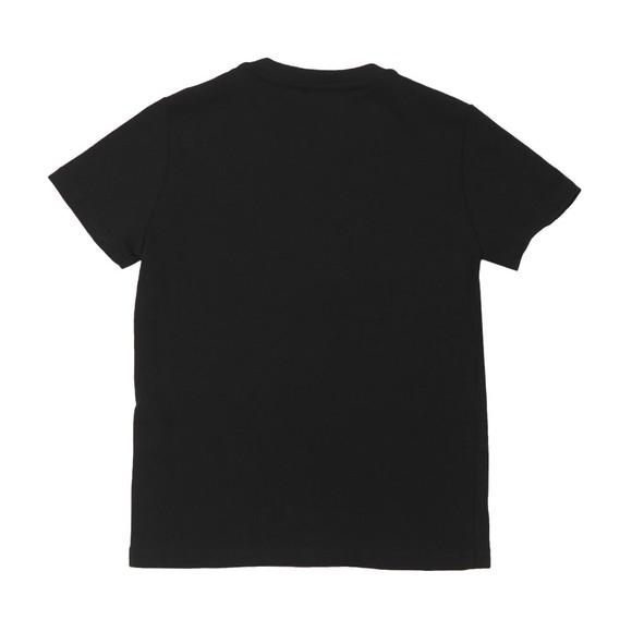 Kenzo Kids Boys Black Sport Logo Crew T Shirt main image