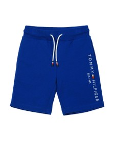 Tommy Hilfiger Kids Boys Blue Essential Sweat Short