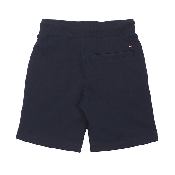 Tommy Hilfiger Kids Boys Blue Essential Sweat Short main image