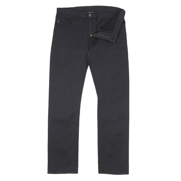Emporio Armani Mens Blue J45 Trouser
