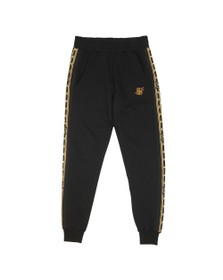Sik Silk Mens Black Muscle Fit Jogger