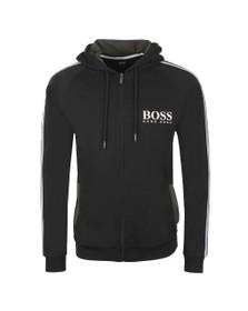 BOSS Bodywear Mens Black Authentic Hoodie