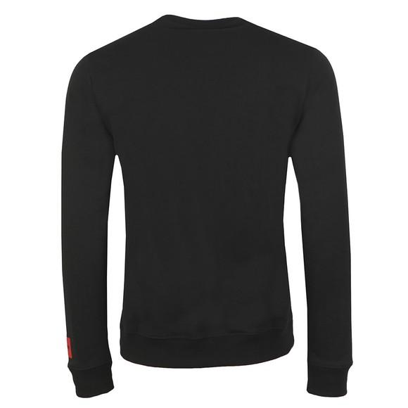 HUGO Mens Black Deroes Sweatshirt main image