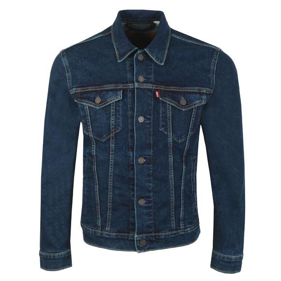 Levi's ® Mens Blue Denim Trucker Jacket main image