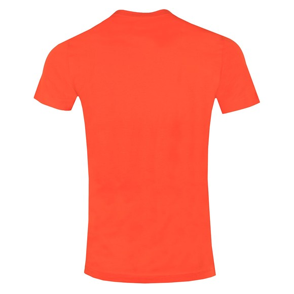 Diesel Mens Orange Diego Logo T Shirt main image
