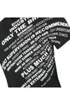Diesel Mens Black Diego S3 T-Shirt