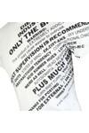 Diesel Mens White Diego S3 T-Shirt
