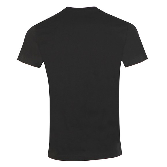 Diesel Mens Black Diego S7 T-Shirt main image
