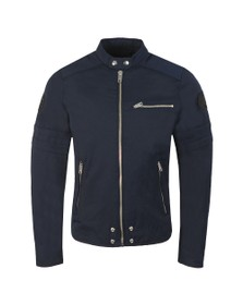 Diesel Mens Blue Glory Jacket