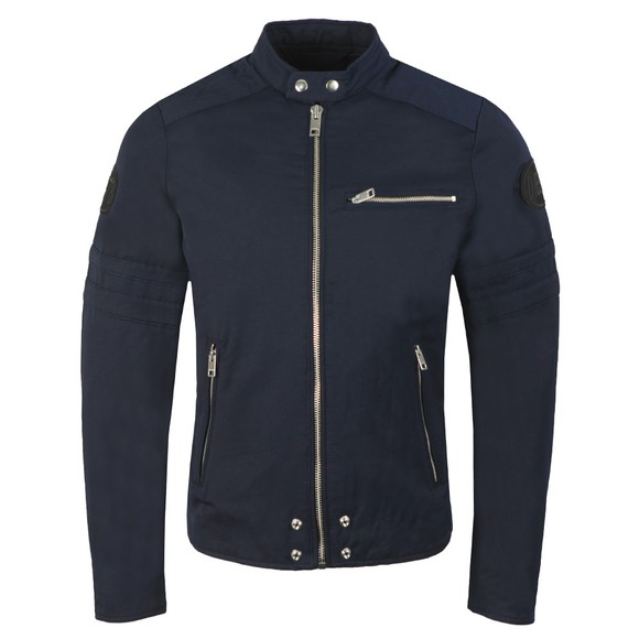 Diesel Mens Blue Glory Jacket main image