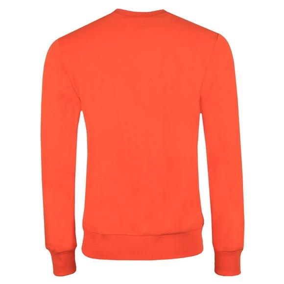 Diesel Mens Orange Girk Sweatshirt main image