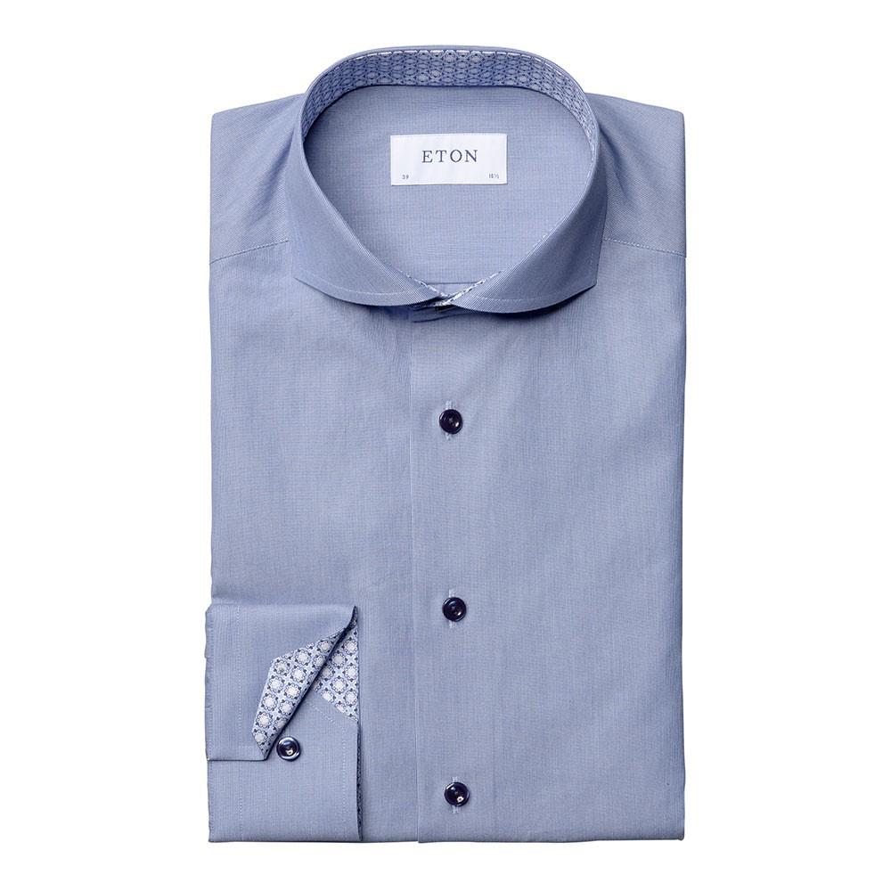 Tile Detail Plain Shirt main image