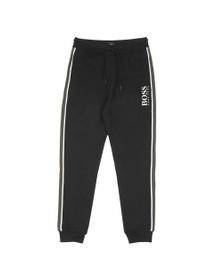 BOSS Bodywear Mens Black Authentic Joggers