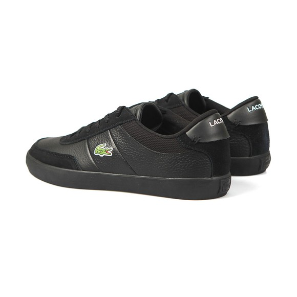 Lacoste Mens Black Court-Master 120 Trainer main image