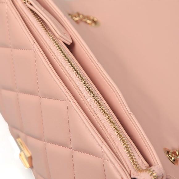 Valentino by Mario Womens Pink Ocarina Satchel main image