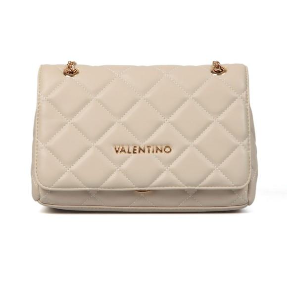 Valentino by Mario Womens Off-White Ocarina Satchel main image