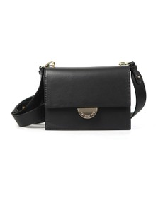 Valentino by Mario Womens Black Falcor Bag