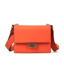 Valentino by Mario Womens Orange Falcor Bag