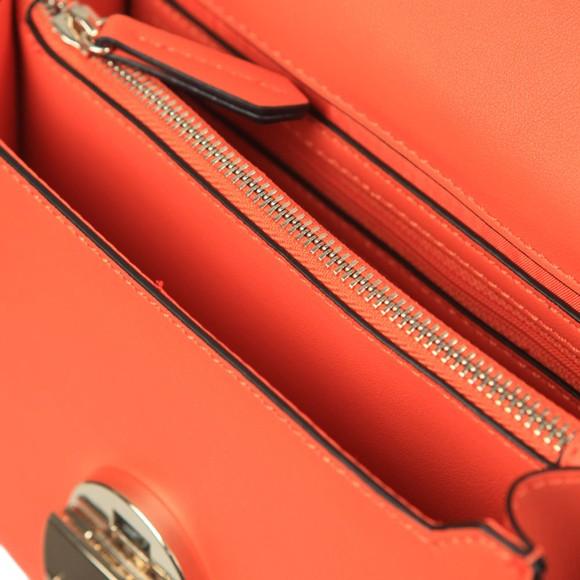 Valentino by Mario Womens Orange Falcor Bag main image