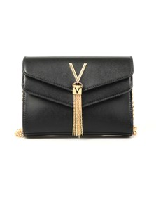 Valentino by Mario Womens Black Erkling Bag