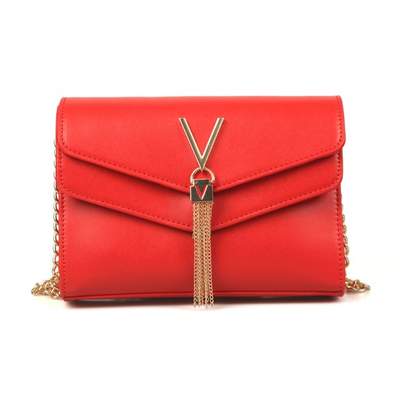 Valentino by Mario Womens Red Erkling Bag