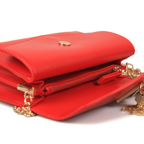 Valentino by Mario Womens Red Erkling Bag main image