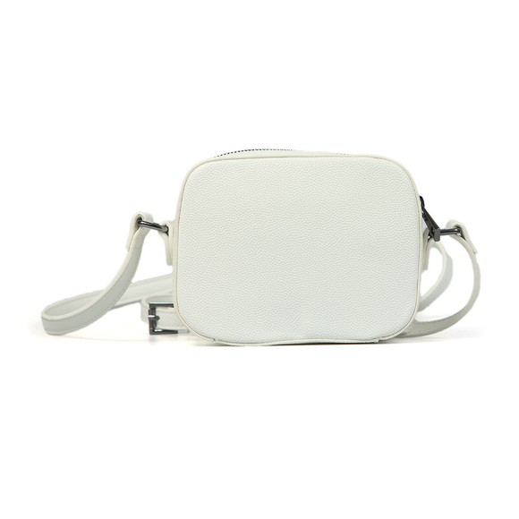 Valentino by Mario Womens White Divina Small Handle Tote main image