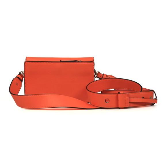 Valentino by Mario Womens Orange Falcor Small Bag main image