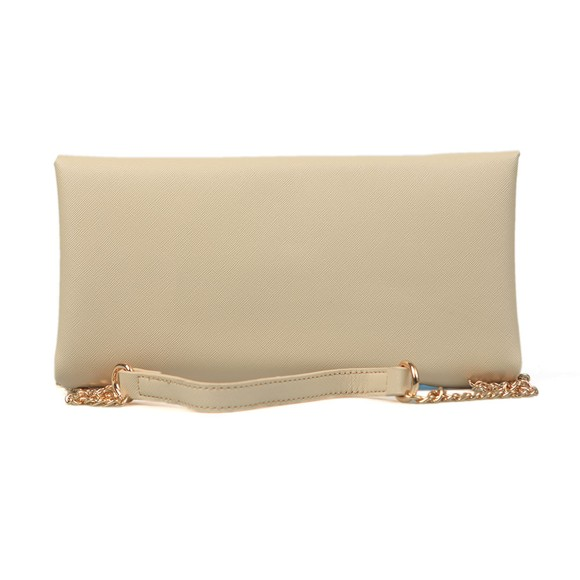 Valentino by Mario Womens Off-White Appie Clutch Bag main image