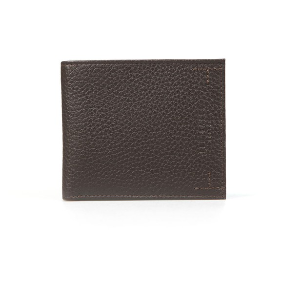 Ted Baker Mens Brown Bifold Wallet