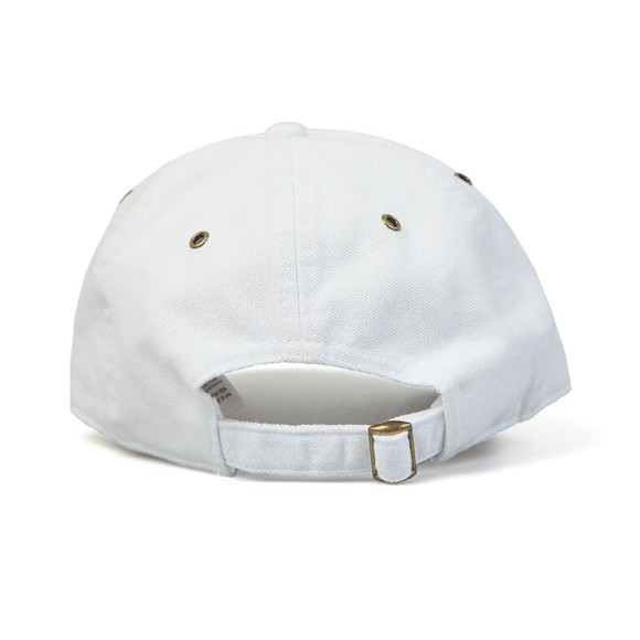 Superdry Womens White Eyelet Cap main image