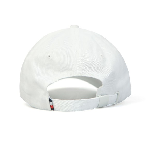 Tommy Hilfiger Mens White Big Flag Cap main image