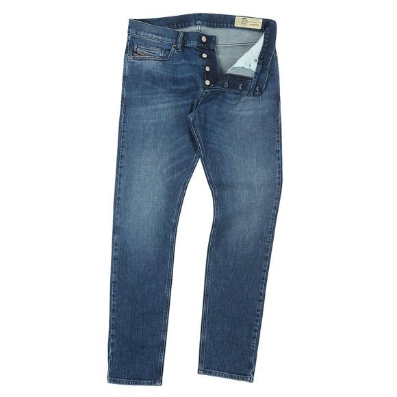 Diesel Mens 0095H Luster Slim Jean