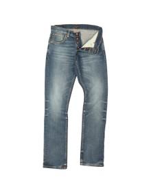 Nudie Jeans Mens Worn In Broken Grim Tim Jeans