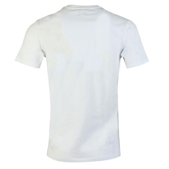 Edwin Mens White Birds Of Paradise T Shirt main image