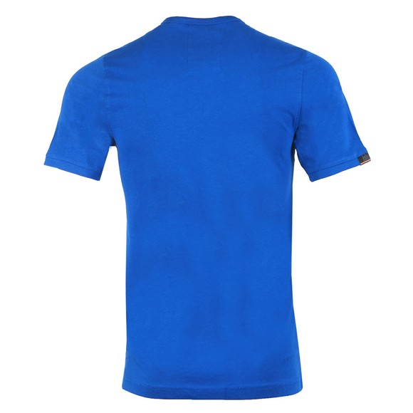 Luke 1977 Mens Blue Traff Core Crew T-Shirt main image
