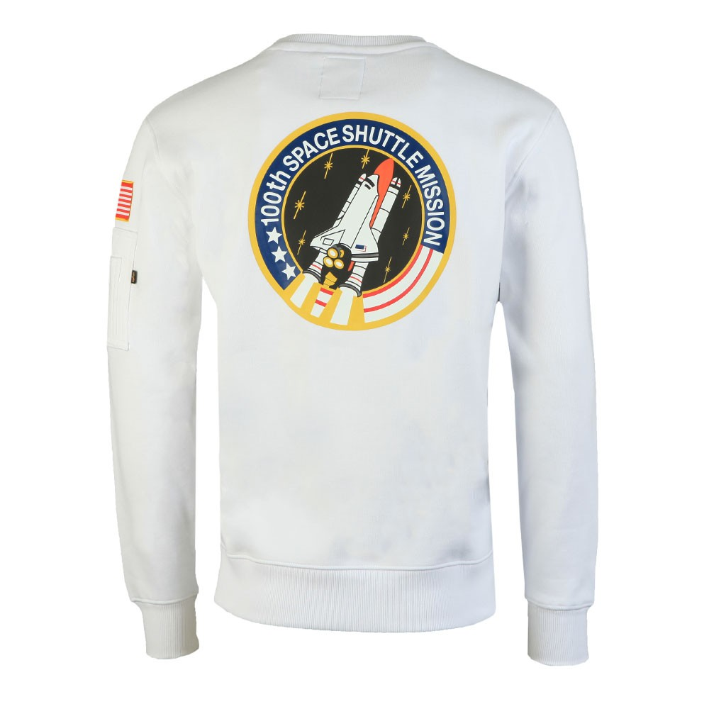 Space Shuttle Sweatshirt main image