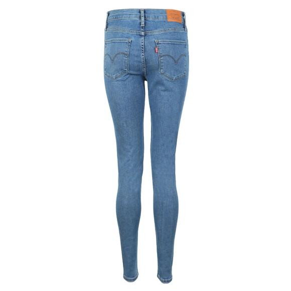 Levi's ® Womens Blue 720 High Rise Super Skinny Jean main image