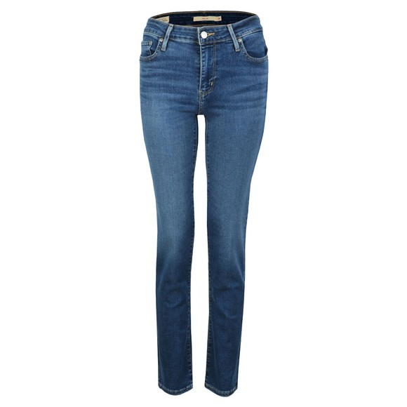 Levi's ® Womens Blue 712 Slim Jean