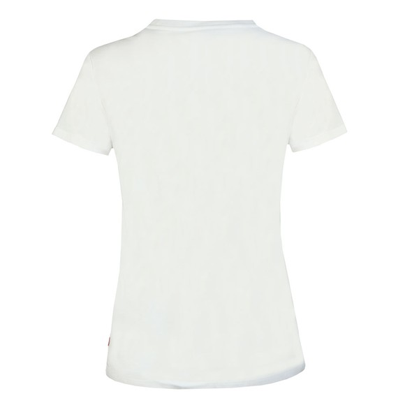 Levi's Womens White The Perfect T-Shirt 90's main image