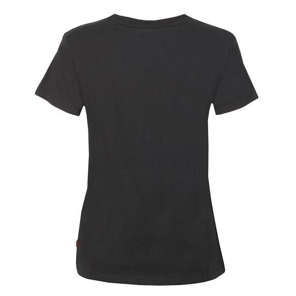 Levi's Womens Black The Perfect T-Shirt 90's main image