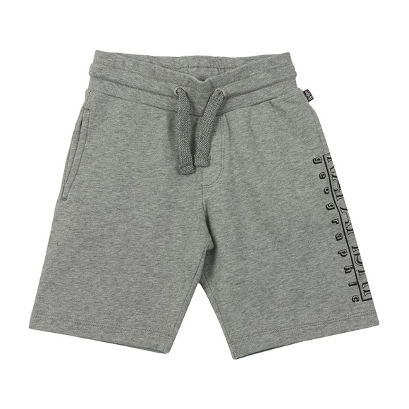 Napapijri Boys Grey Noli Jersey Short main image