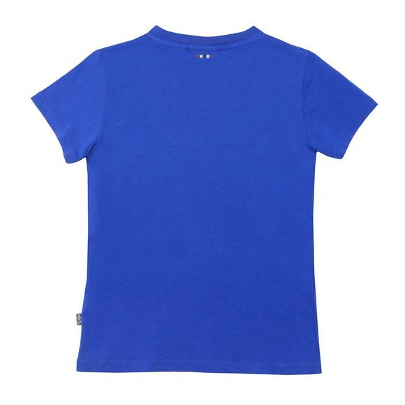 Napapijri Boys Blue K Soli T Shirt main image