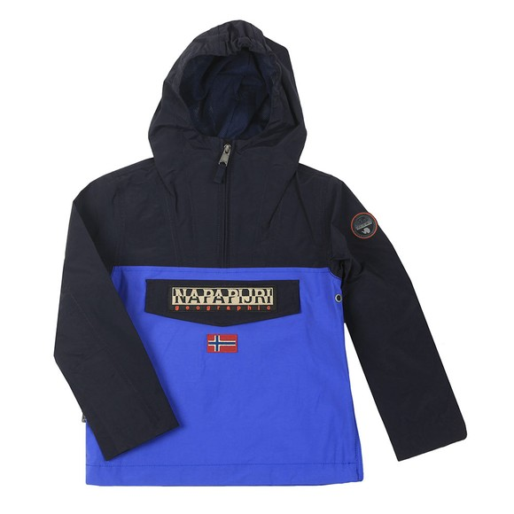 Napapijri Boys Blue K Rainforest Colourblock main image