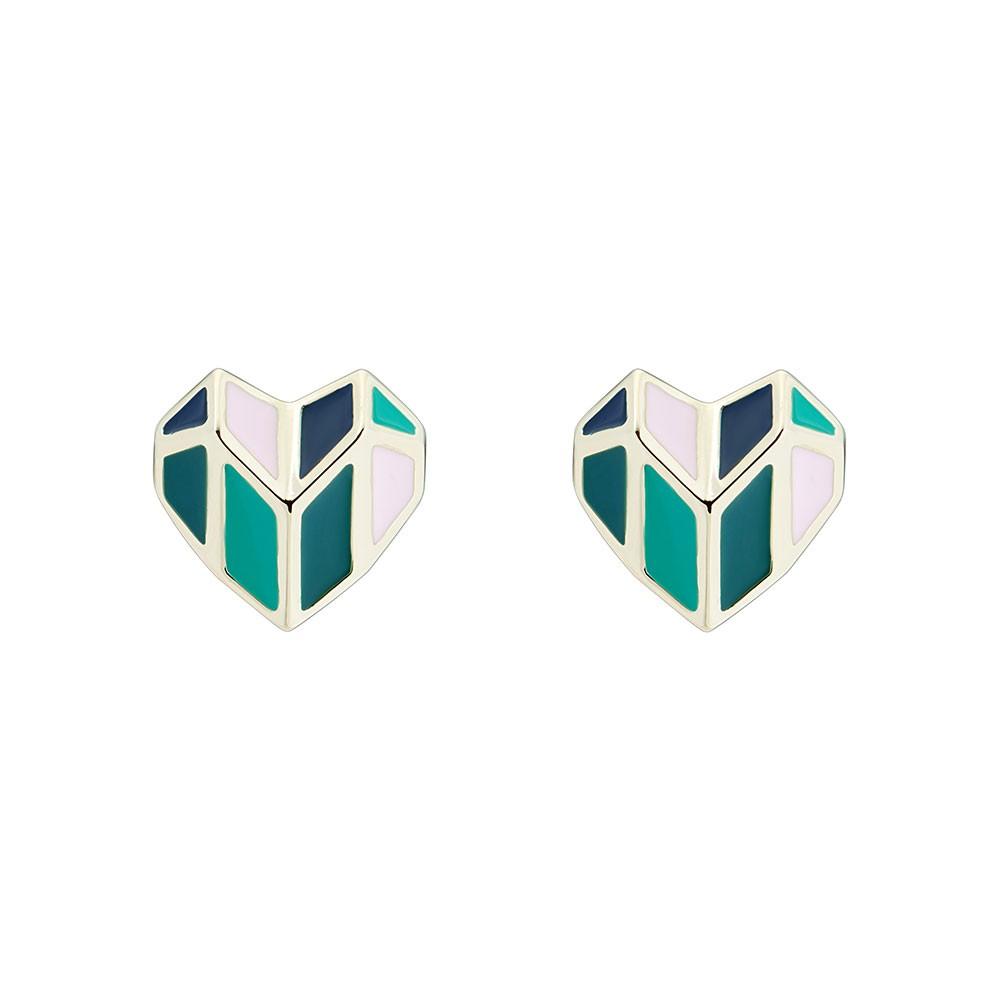 Dalli Deco Heart Stud Earring main image